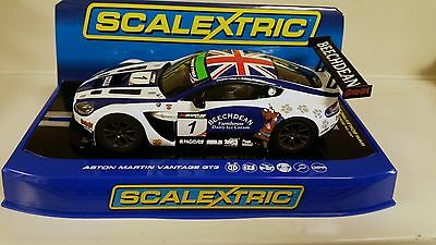 Scalextric Aston Martin Vantage GT3 C3623 New in Box