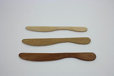 Kid-Safe Wood Handcrafted Knife Children Baby Natural Wood by Geekwood