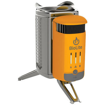 BioLite CampStove II Portable Eco-Friendly Wood-Burning Camping Stove Charger