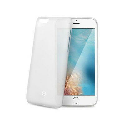 B0607806 Custodia Celly Frost Iphone 7 Bianco [Frost800Wh]