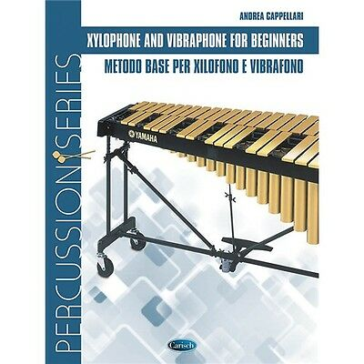Andrea Cappellari: Xylophone And Vibraphone For Beginners. Sheet Music
