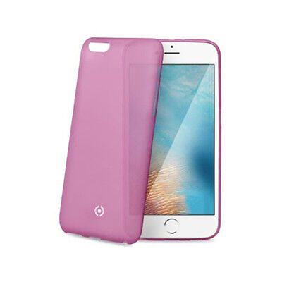 B0608823 Custodia Celly Frost Iphone 7 Rosa [Frost800Pk]