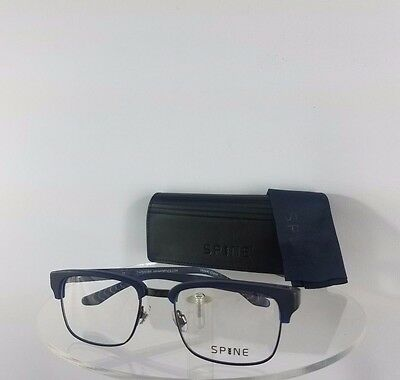 New Authentic Spine Eyeglasses SP 6009 611 52mm Frame
