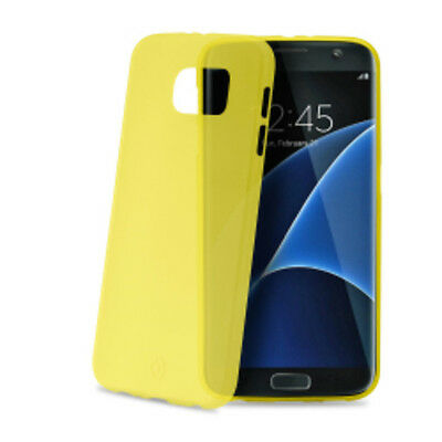 B0584507 Custodia Celly Frost Per Gal. S7 Edge Giallo [Frosts7Eyl]