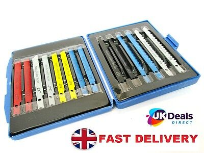 14pc U Fitting Jigsaw Blades Set Metal Plastic Wood Black & Decker TZ PA073 New