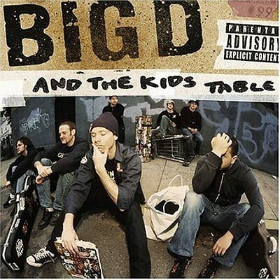 Big D And The Kids Table - How It Goes Vinyl 2LP NEU 0553780