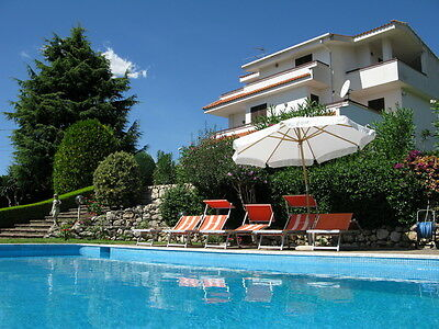 Beautiful Villa in Italy to Rent. Close to Rome by the Beach, Incredible Views!!