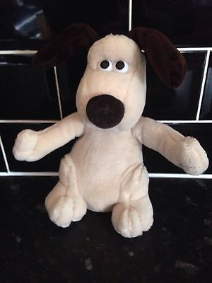 Wallace And Gromit  soft toy dog Gromit