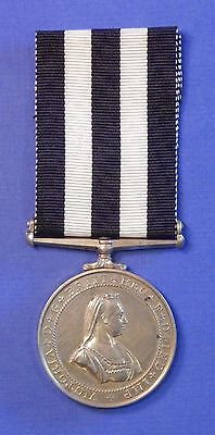 British Service Medal Of The Order Of St John Named                       Ab0369