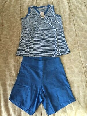 NWT Women's Maternity Short Set Size Small