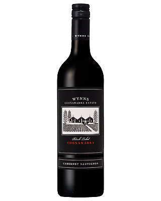 Wynns Black Label Cabernet Sauvignon 2009 case of 6 Dry Red Wine 750mL