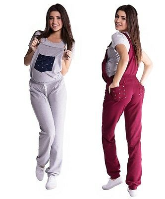 2 in 1 Maternity Dungarees trousers 2412