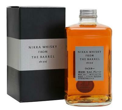 Nikka Whisky From The Barrel Double Blended 50Cl In Astuccio