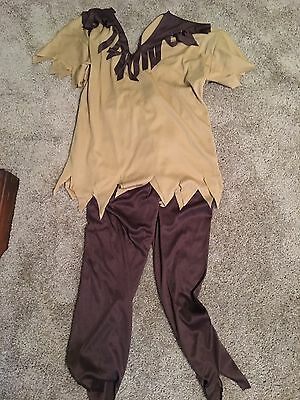 Boys Size 10-14 Indian Costume Halloween