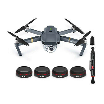 Freewell Gear 4-Filter Pack für DJI Mavic