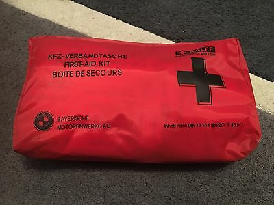 Rare Bmw First Aid Medical Emergency Kit 1 3 Series E36 M3