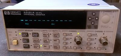 Keysight/Agilent 53131A Counter with no options
