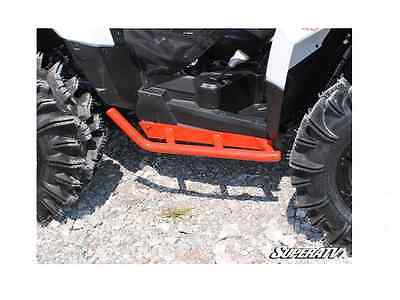 SuperATV Polaris ACE Rock sliders Nerf Bars Rocker Guards BLACK or RED superatv