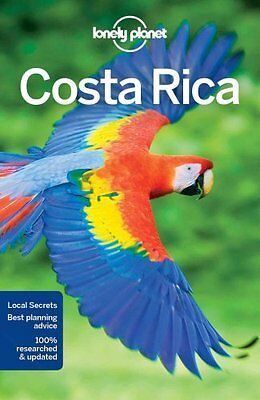 Costa Rica by Lonely Planet 9781786571120 (Paperback, 2016)