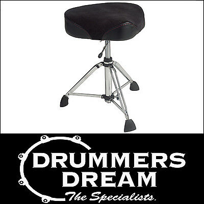 New Gibraltar 9608HM Hydraulic Motorcycle Style Drum stool Throne