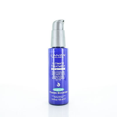 Lanza Ultimate Treatment Step 2a Moisture Power Booster 3.4oz/100ml