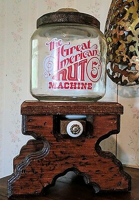 Vintage: The Great American Nut Machine