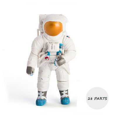Astronaut 4D Puzzle [28 Awesome Parts]