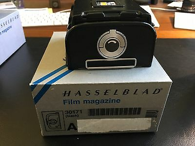 Hasselblad A12 Film Back 30171 Magazine Holder 120 A12 6x6