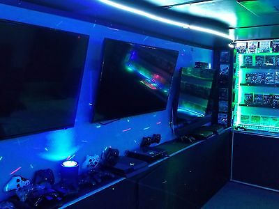 Mobile Video Game Truck