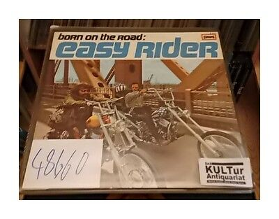 EASY RIDER - BORN ON THE ROAD [Vinyl-LP]. Various: