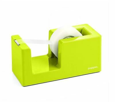 STURDY Poppin Tape Dispenser Lime Green, Home / Office / Dorm / Room / Desk