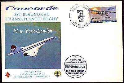 Ffc Concorde: New York To London (K2375)
