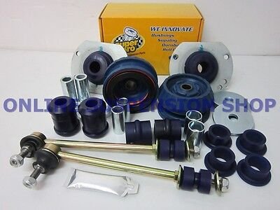 Suits Commodore VU VX VY SUPER PRO Full Front Suspension Bush Kit SUPERPRO