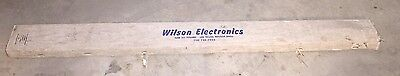 "NOS ""Wilson"" M103C 3 Element CB Base Station Beam Antenna Aluminum"