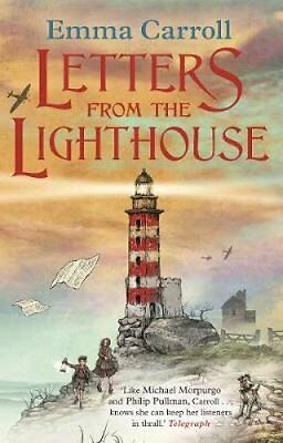 Letters from the Lighthouse by Emma Carroll (Paperback, 2017)