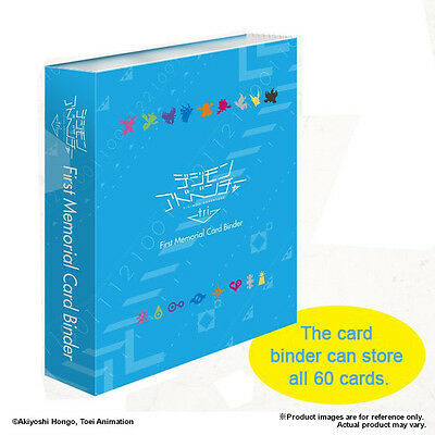 Digimon Adventure Tri. Digital Monster First Memorial Card Game Set