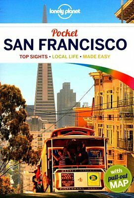 Lonely Planet Pocket San Francisco by Lonely Planet 9781743218587