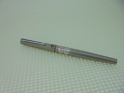New PILOT RED MUREX F-nib Namiki with CONVERTER and ink Cartridges fountain pen