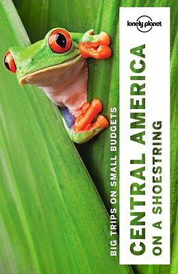 Central America on a Shoestring by Lonely Planet 9781786571113 (Paperback, 2016)