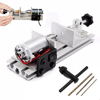 Pearl Drilling Holing Machine Driller Beads Maker Full Set of Jewelry Tools 50W