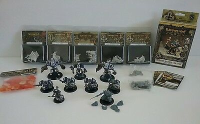 Warmachine Protectorate of Menoth army and Tokens