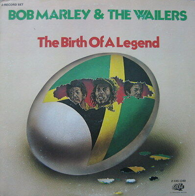 Bob Marley & The Wailers - The Birth Of A Legend (Colored Vinyl) 2LP NEU 0650582
