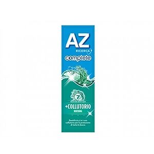 Procter & Gamble AZ Complete Whitening+ Collutorio Dentifricio 75 ml