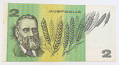 Australia Two Dollar Note ($2)