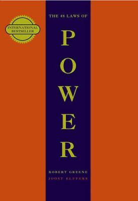 The 48 Laws of Power by Robert Greene 9781861972781 (Paperback, 2000)