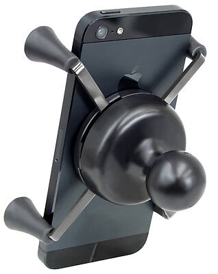 RAM Mount Universal X-Grip Cell Phone Holder - Fits iPhone 6 / iPhone 7