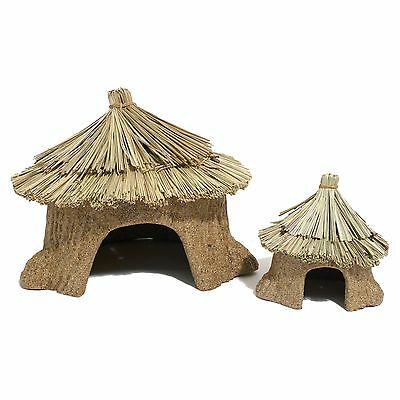Edible Nibble Play Shack House Hut Hide Rabbit Guinea Pig Hamster Rat Chinchilla
