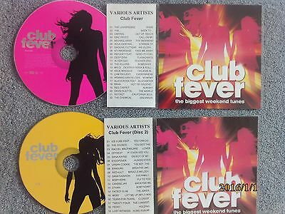 Club Fever  2 x Jukebox CDs for NSM Jukeboxes + matching Title Cards