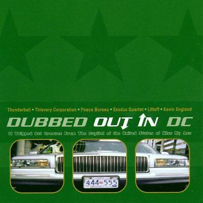 Dubbed Out In Dc Audio CD