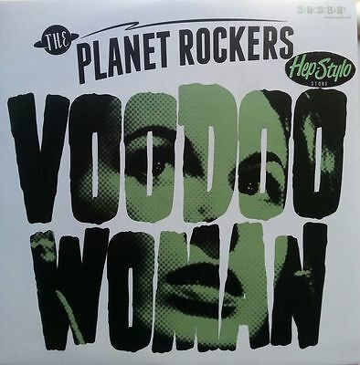 Planet Rockers 45 - Voodoo Woman - Superb Sonny George Eddie Angel Sam Phillips
